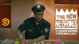 Open Mike Eagle & Mf Doom – Police Myself